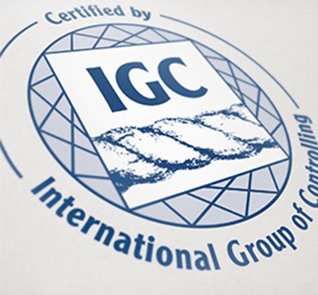 Zertifikat IGC