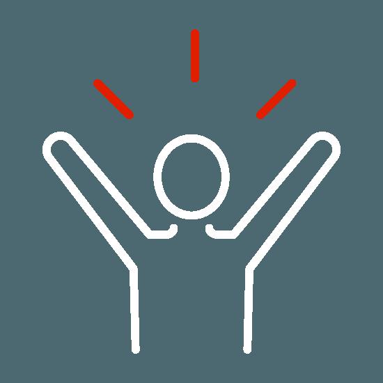 Grafik Leistungen für Führungskräfte
