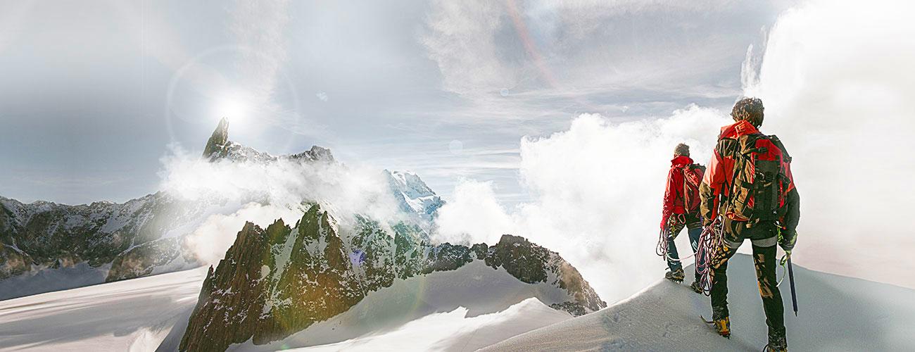 Bergsteiger, seit mehr als 40 Jahre führend ind der Controlling Weiterbildung
