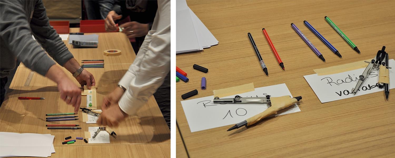 Arbeitsbild aus dem Seminar Lean Management