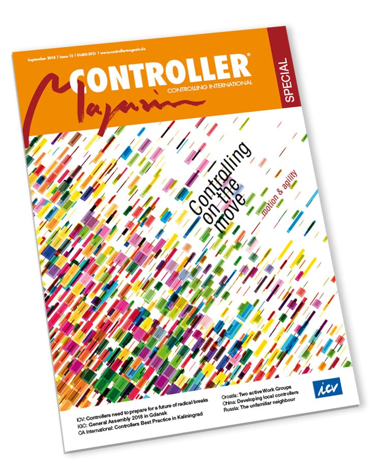 Controlling on the Move – Controller Magazin International