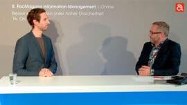 Eindrücke von der Fachtagung Information Management 2020