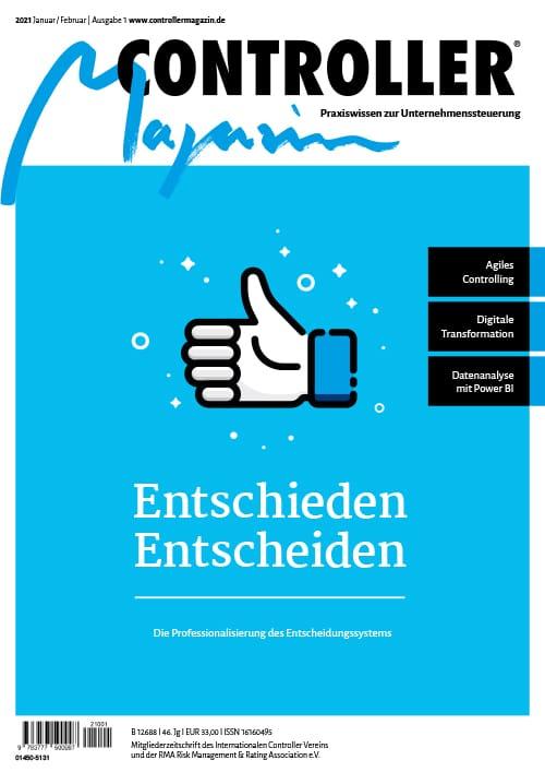 Controller Magazin CM1/21